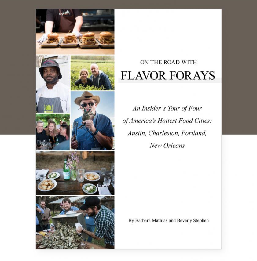 Elogios para On the Road com Flavor Forays – Flavour Forays
