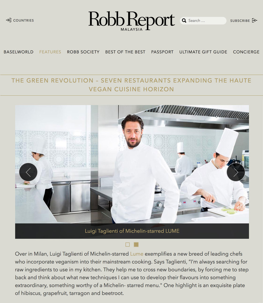"<p><strong>ROBB REPORT</strong><a href=""http://robbreport.com.my/2017/04/20/go-green/"" target=""_blank"">Link </a></p>"