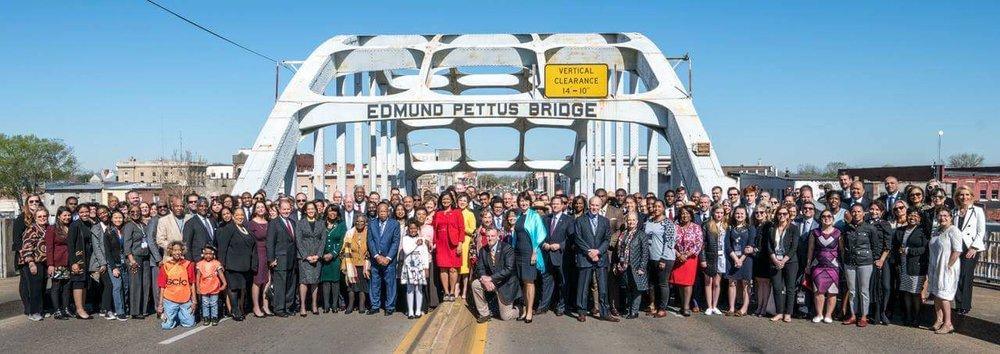 Faith and Politics Institute 2018 Civil Rights Pilgrimage