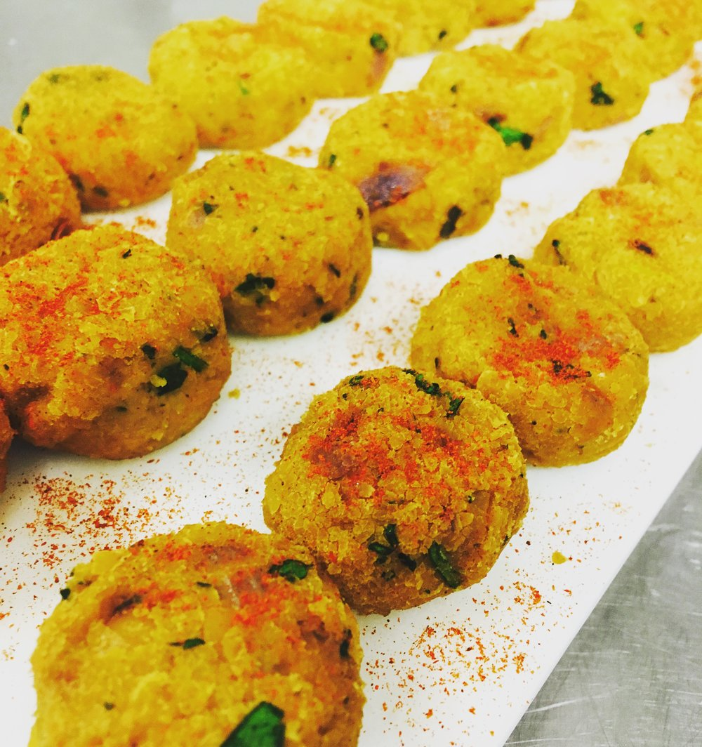 Moroccan chickpea cakes.JPG