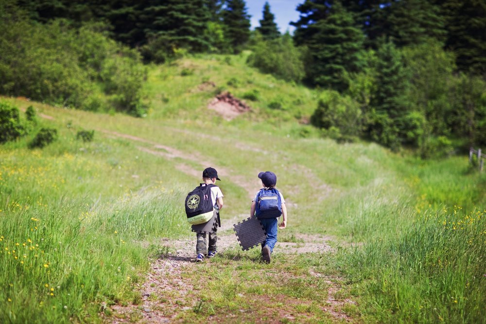 Tír na nÓg Forest School   A return to the freedom of childhood.    Learn more