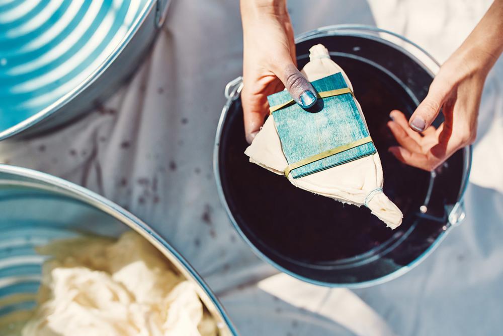 Shibori workshop: Japanese dye techniques