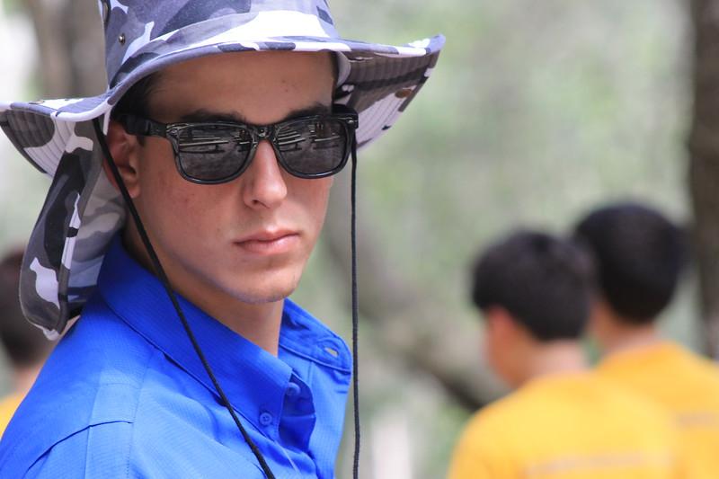 JUAN IGNACIO SANCHEZ (NACHO) estudiante de Medicina en Broward College y es staff de Guaikinima luego de certificarse como guía en 2016