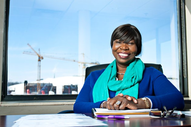 Ann Divine featured as a trailblazer in Atlantic Business Magazine -