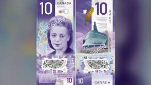 Launched today the new $10 bill featuring Viola Desmond