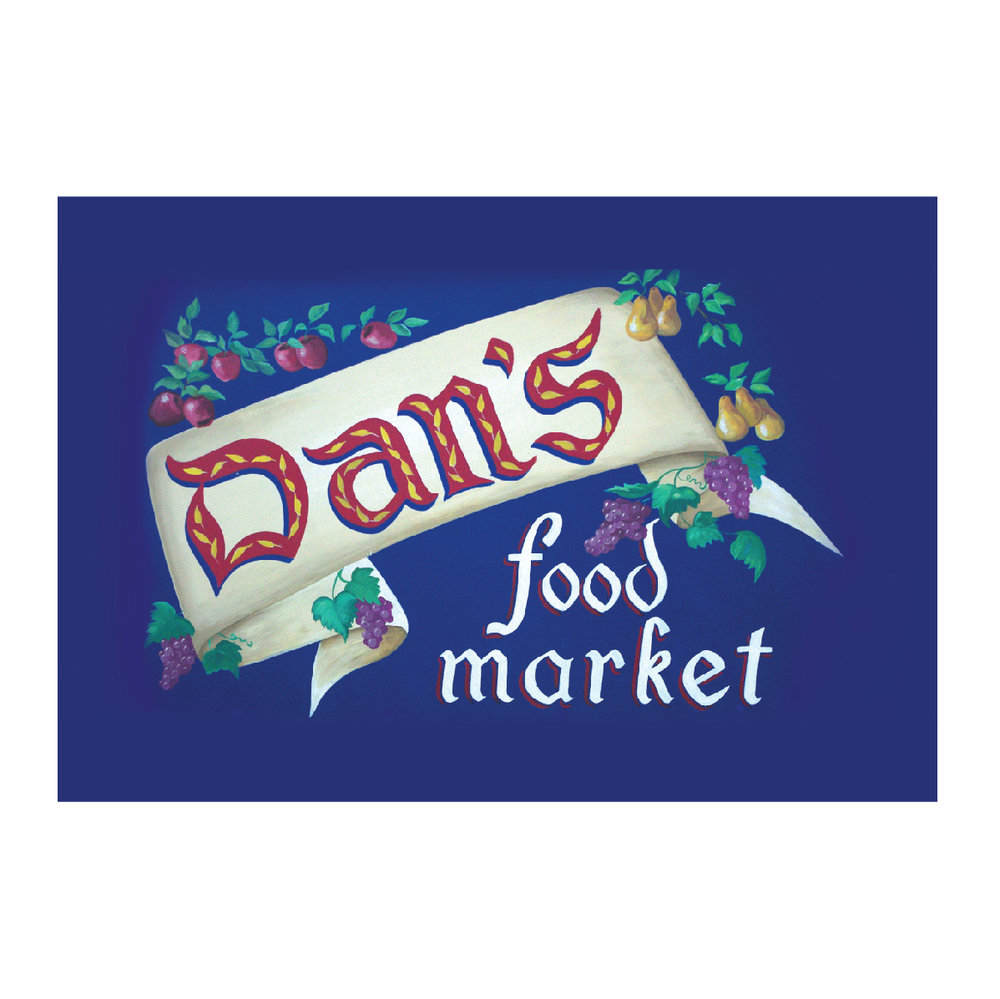 Dan's Food Market - Veggie Volunteer