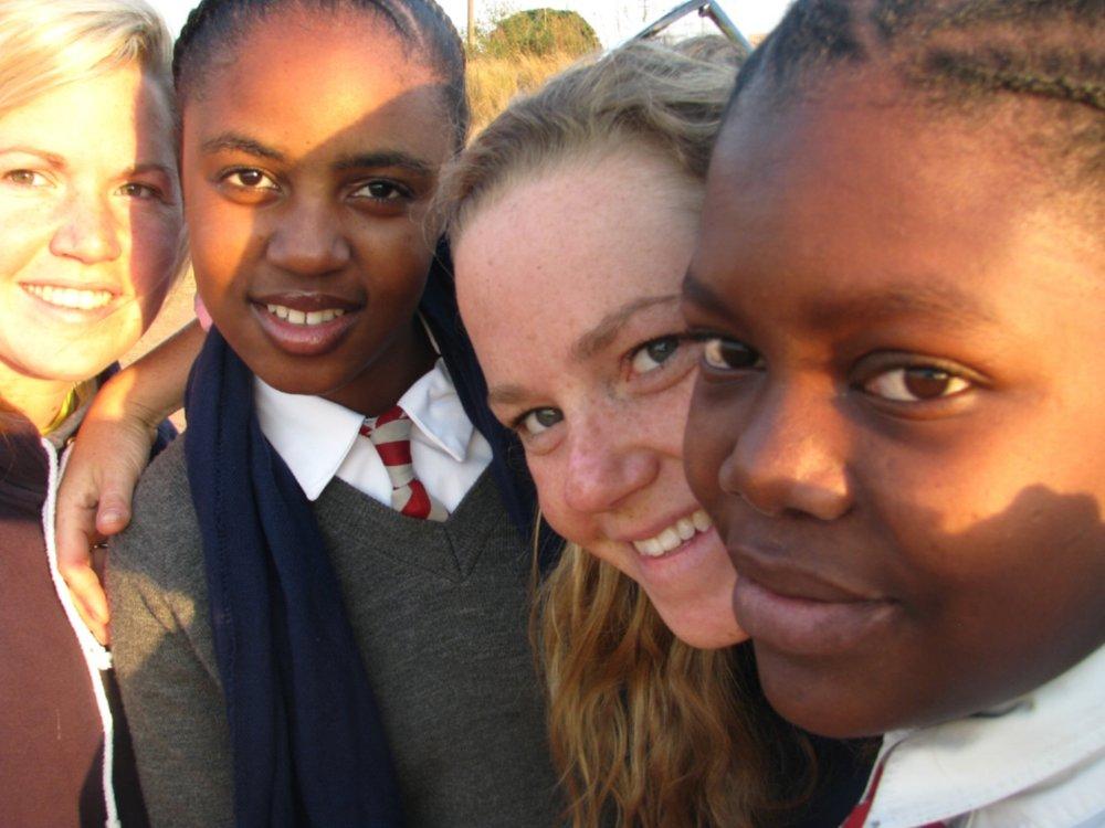 WAVERLY GIRLS, South Africa