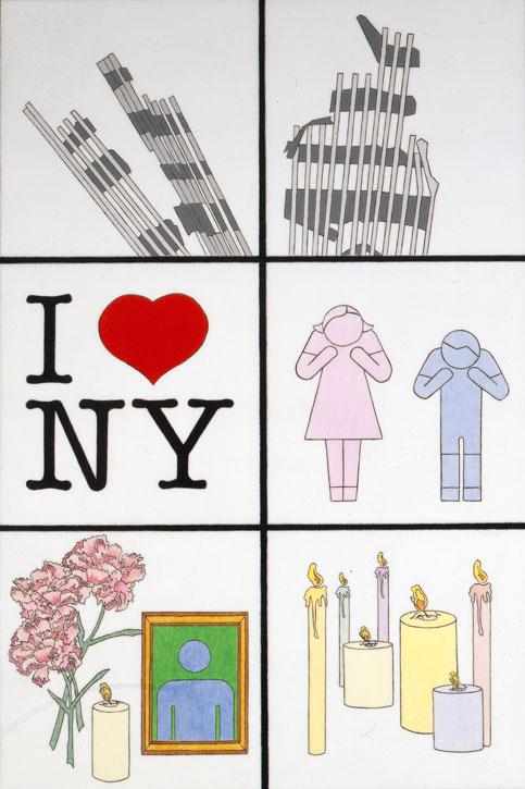 9/11 • 2002-4 • detail