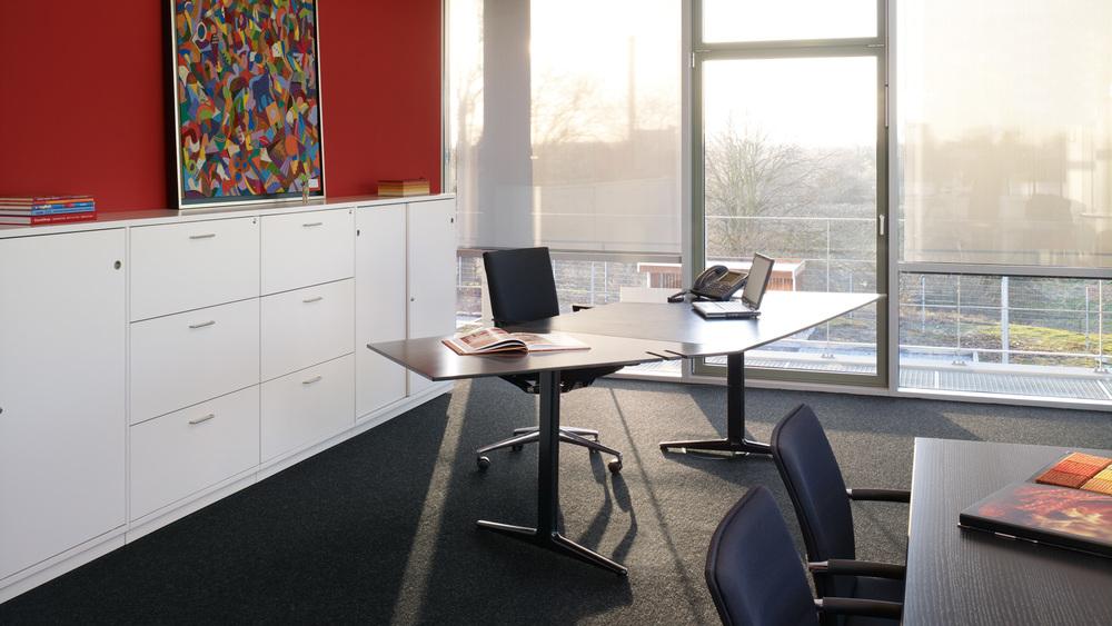 Die Teppichböden von tretford schaffen eine angenehme, ruhige Atmosphäre und bieten Ihren Mitarbeitern und Kunden ein wohngesundes Umfeld mit allen Vorteilen natürlicher Materialien.