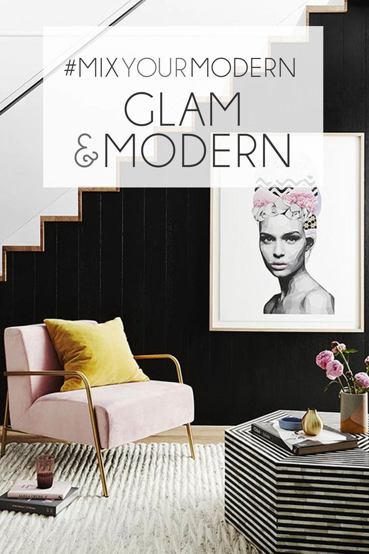 Glam Modern