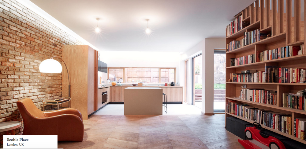 Design Cubed Hackney House