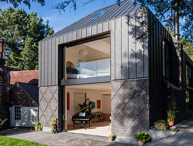 The Play House as seen on Grand Designs by architect Matt White
