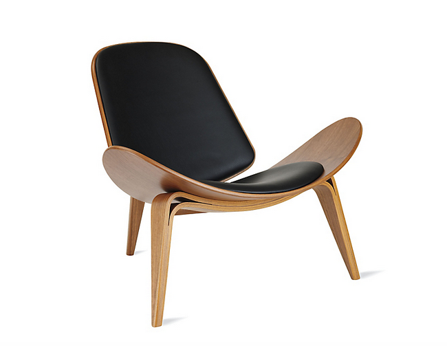 Hans Wegner's Shell Chair