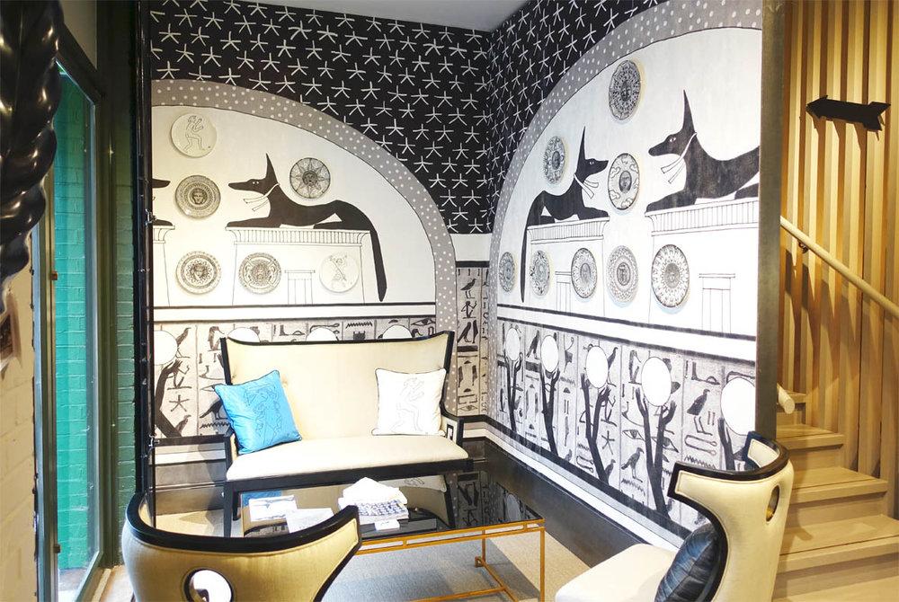 Helen's Designer Corner at Jonathan Charles