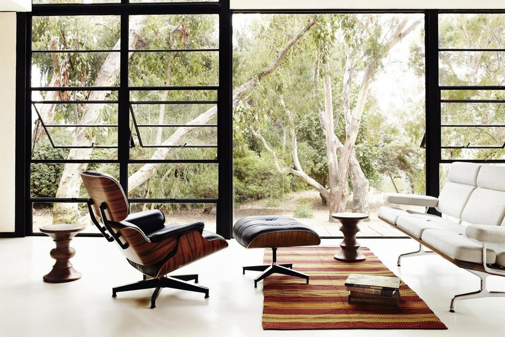 Many people dream of owning an iconic investment piece like the Eames Chair. Image: Eames