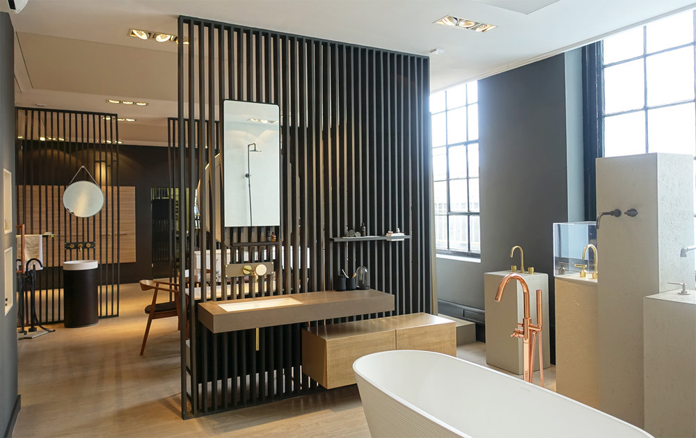 The Watermark Collection's London showroom