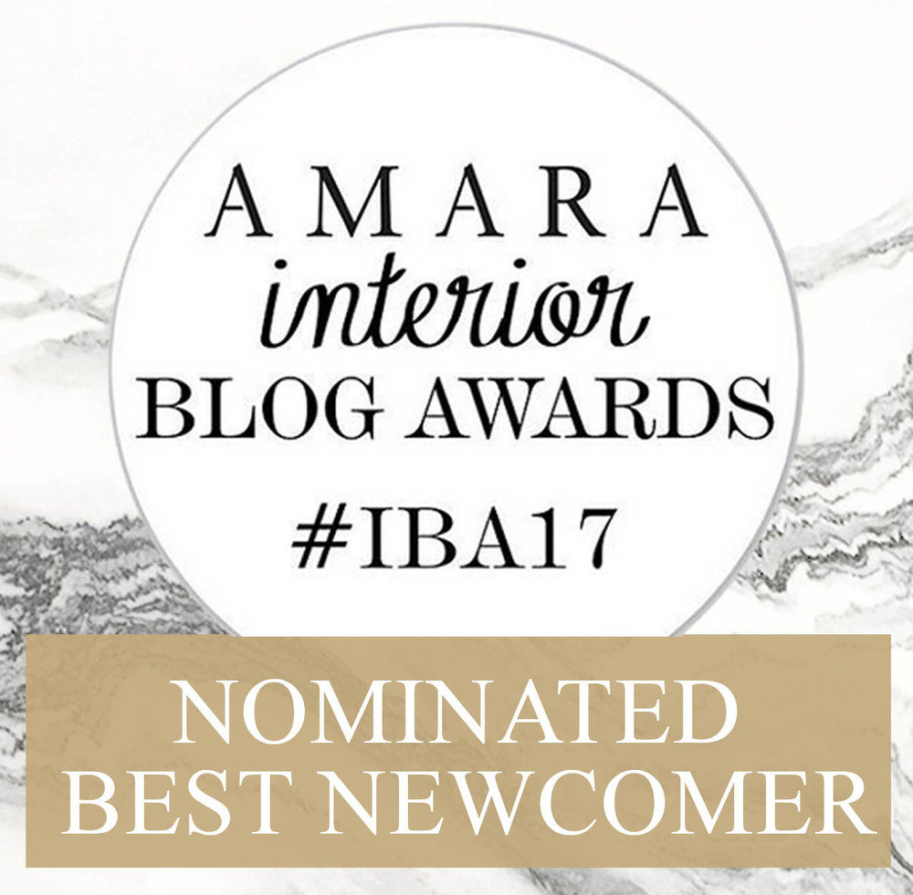 Amara Blog Nomination tashsouth.com