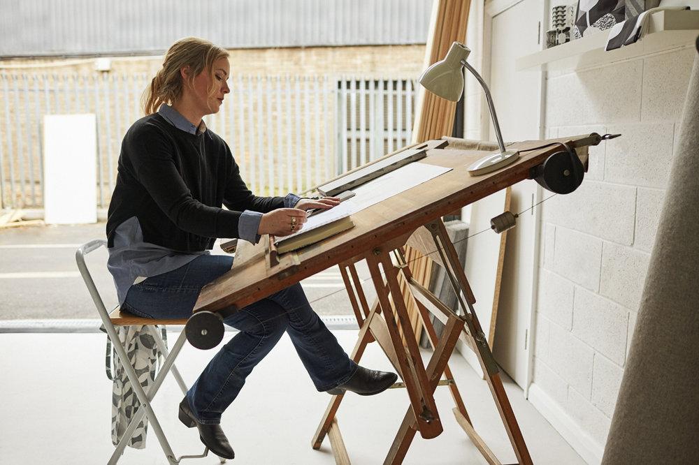 Designer Lindsey Lang
