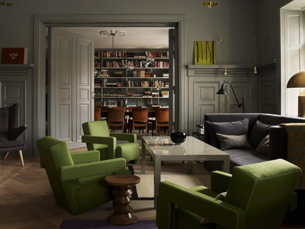 Ett Hem Hotel by Studio Illse.