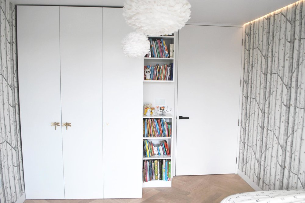 Whimsical Kid's Bedroom_Storage tashsouth.com