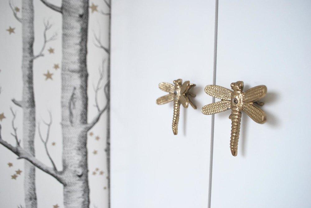 Whimsical Kid's Bedroom tashsouth.com