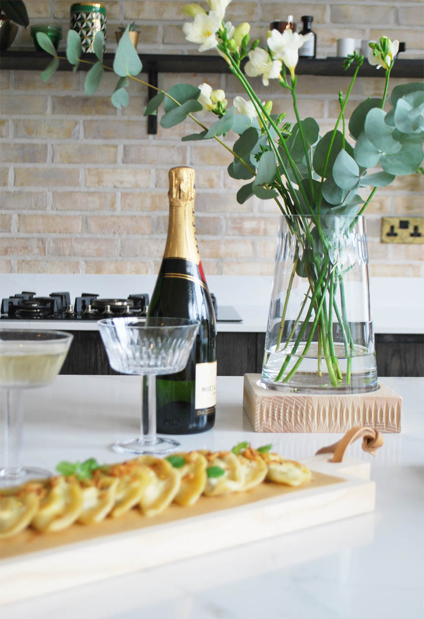 easy entertaining with LSA by Tatra tashsouth.com