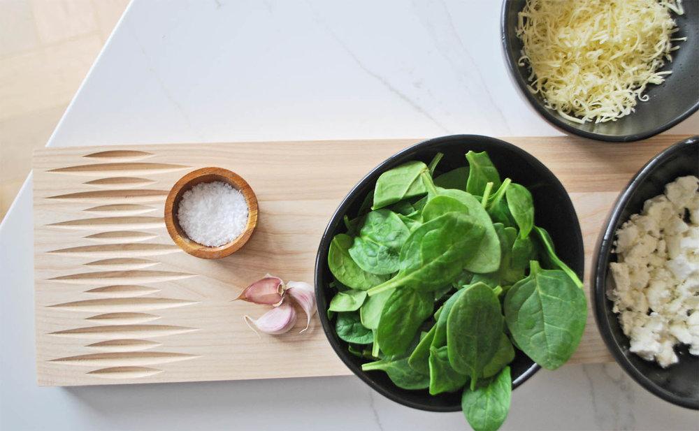 Spinach and Feta Pierogi Recipe tashsouth.com
