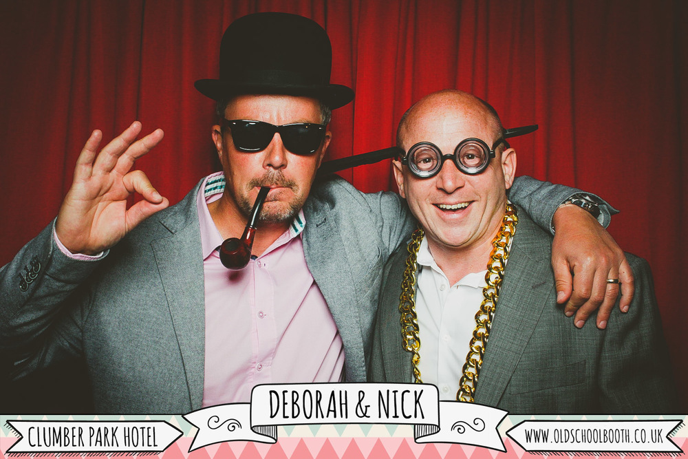 Nottingham Vintage Photo Booth