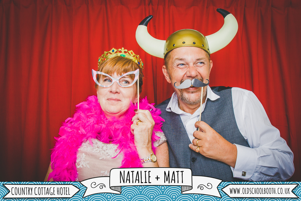 vintage photo booth uk