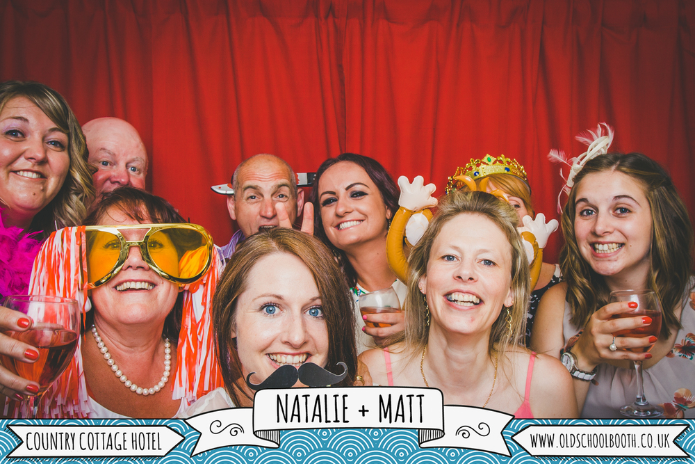 vintage photo booth east midlands