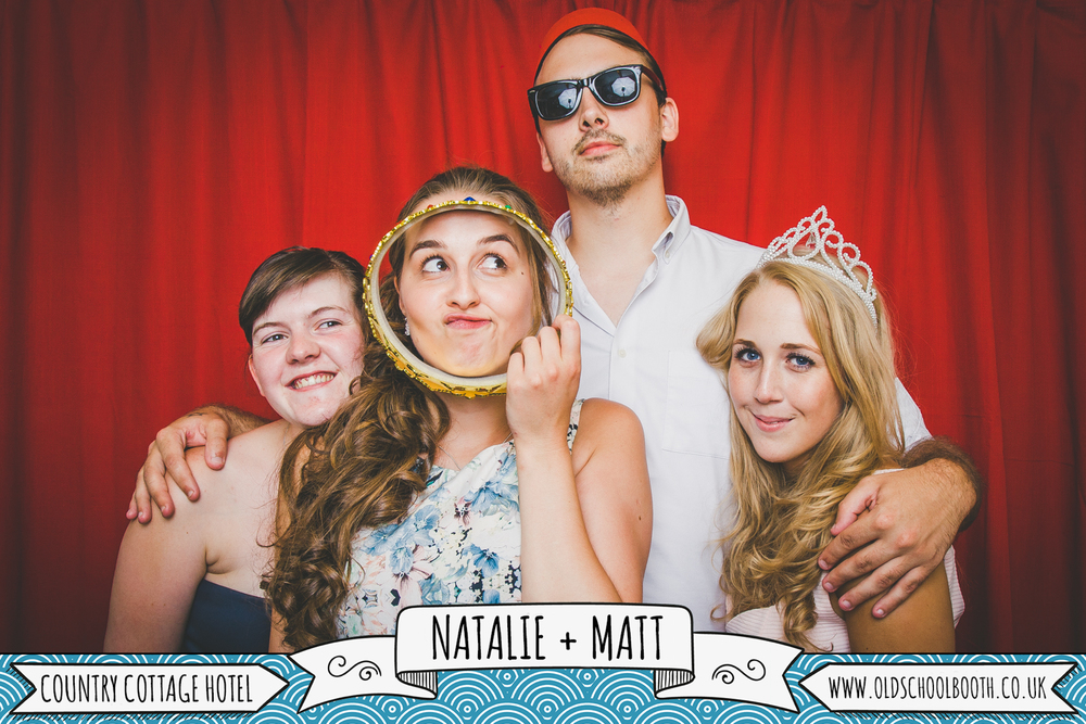 vintage photo booth notts