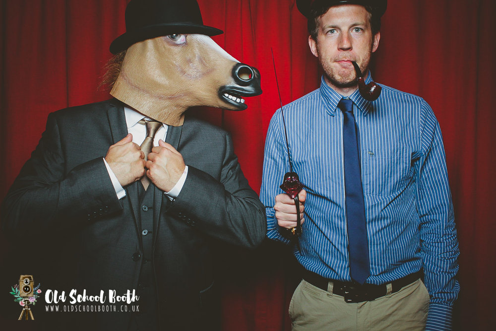 leeds business photo booth