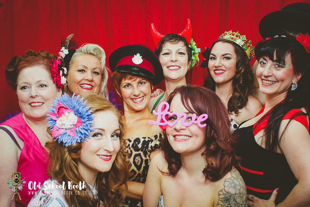 photo booth manchester