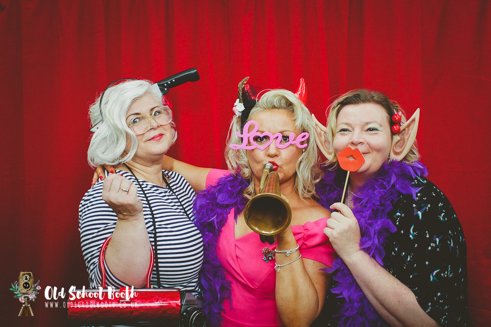 vintage photo booth stalybridge
