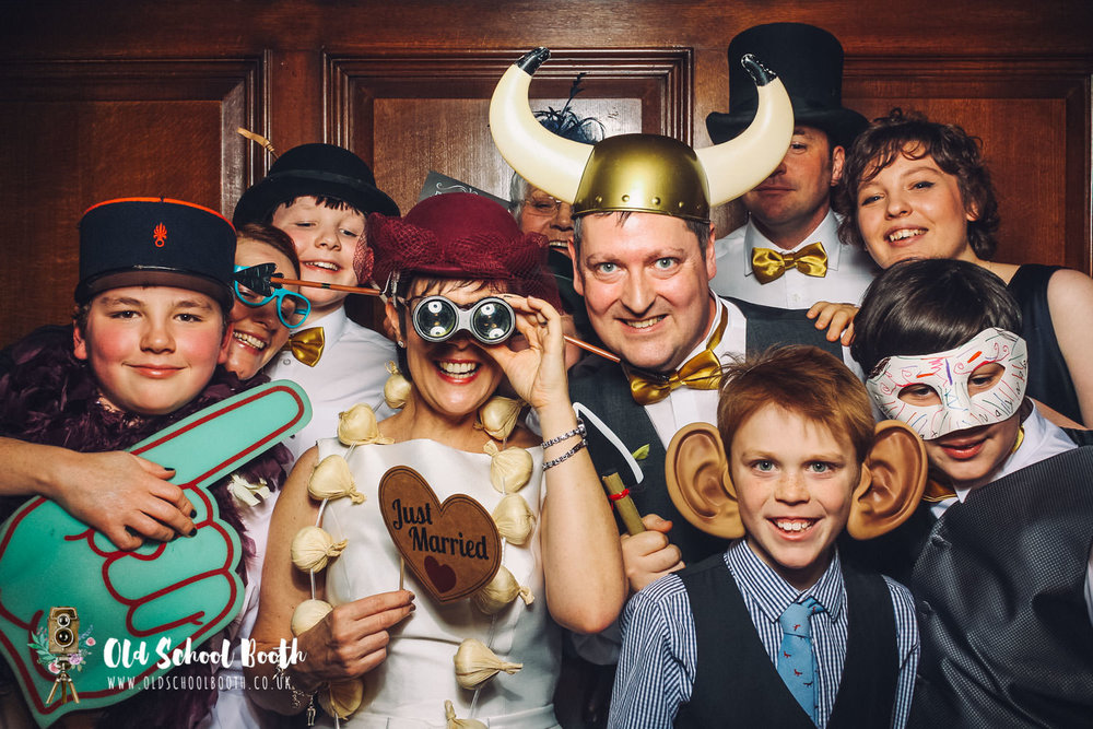 stockport vintage photo booth