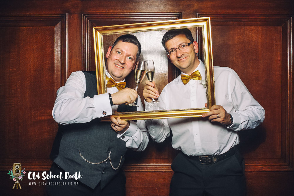 best vintage photo booth stockport