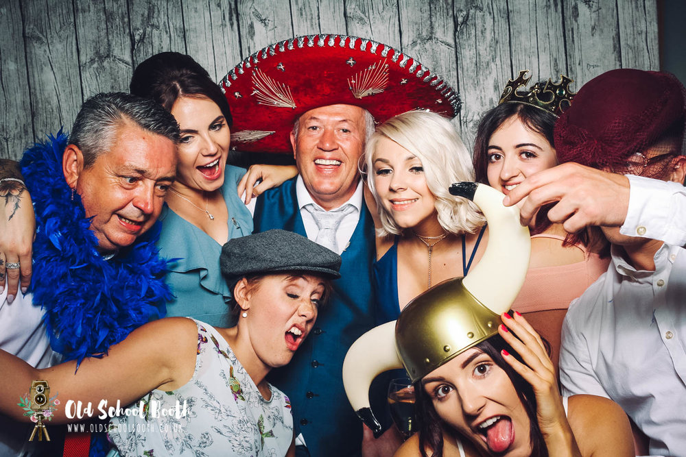 best vintage photo booth midlands