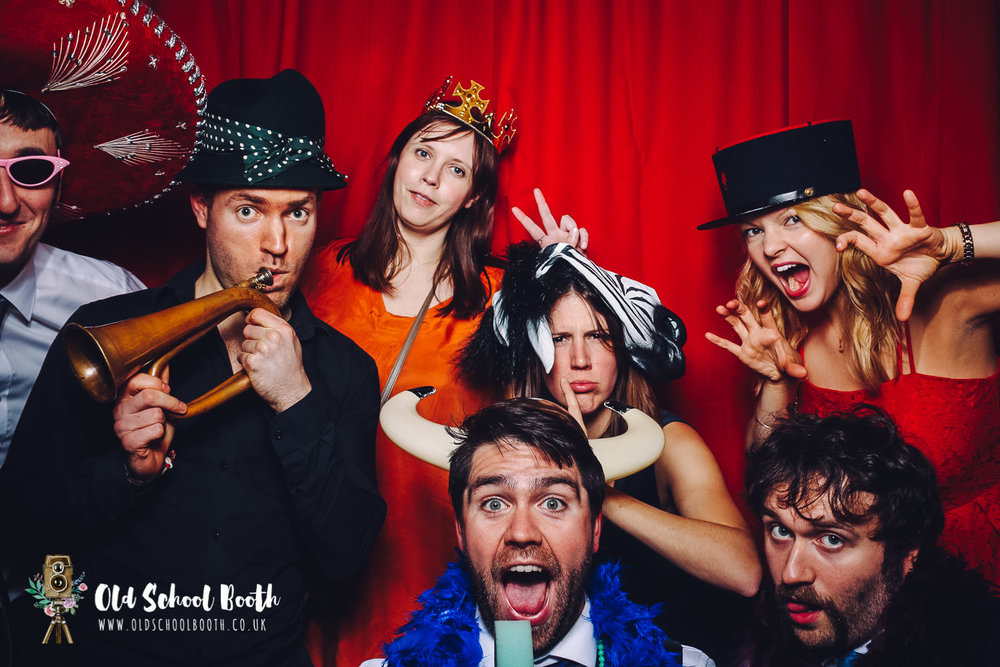 best photo booth uk