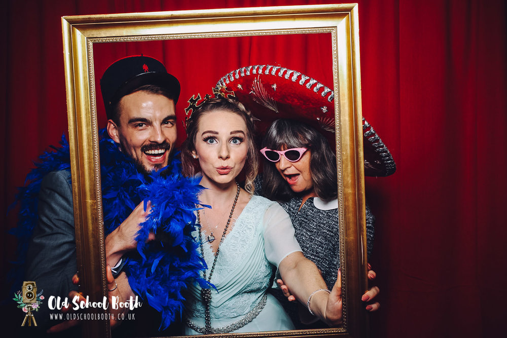 photo booth cheshire