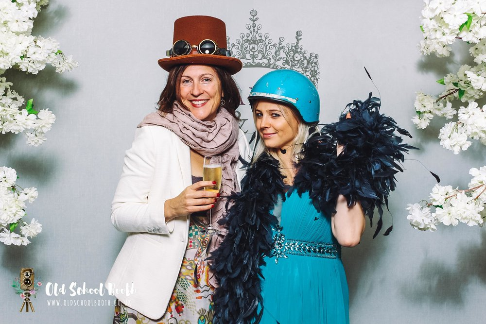 london vintage photo booth