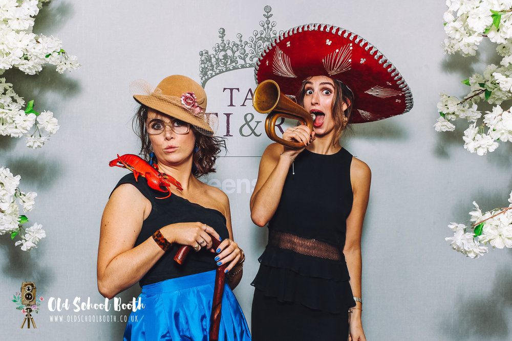 vintage photo booth hire london