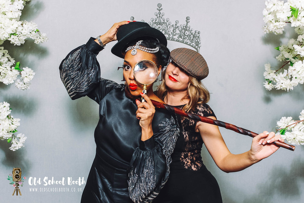 business event photo booth