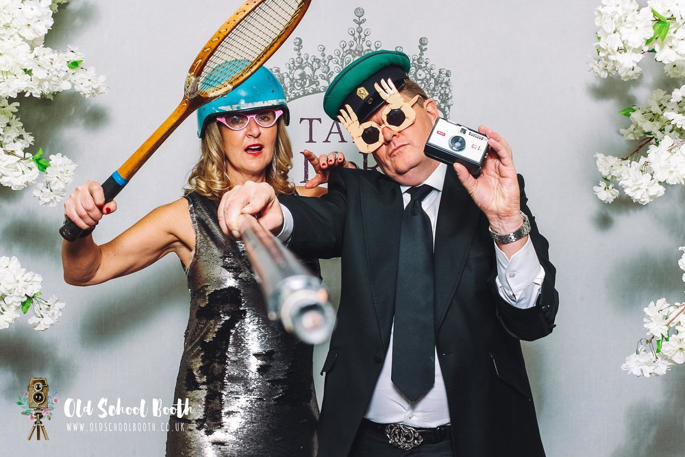 uk vintage photo booth hire