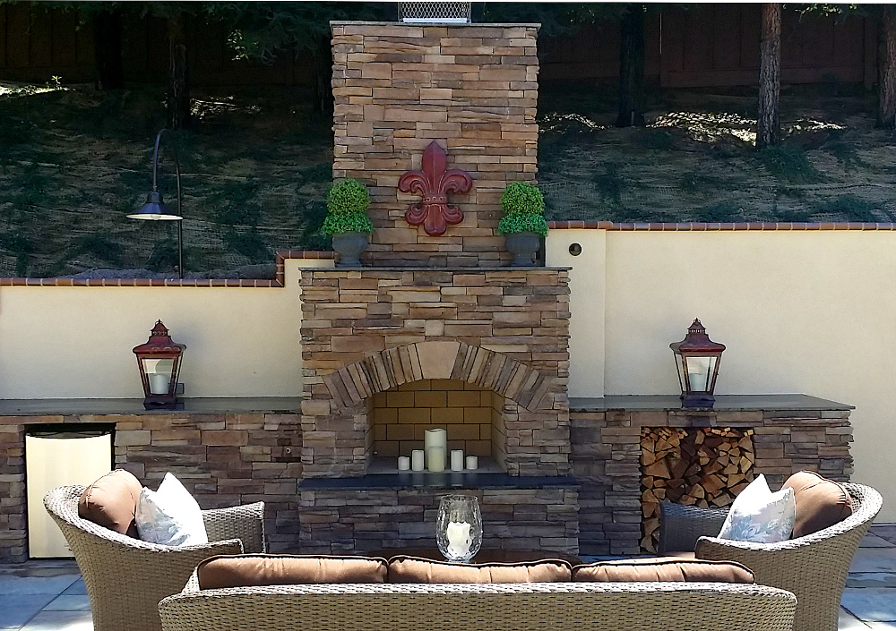 Coronado Stone - Quick Stack