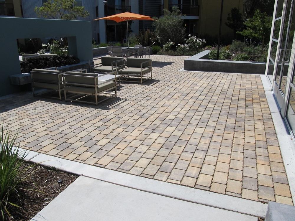 calstone permeable quarry stone paver