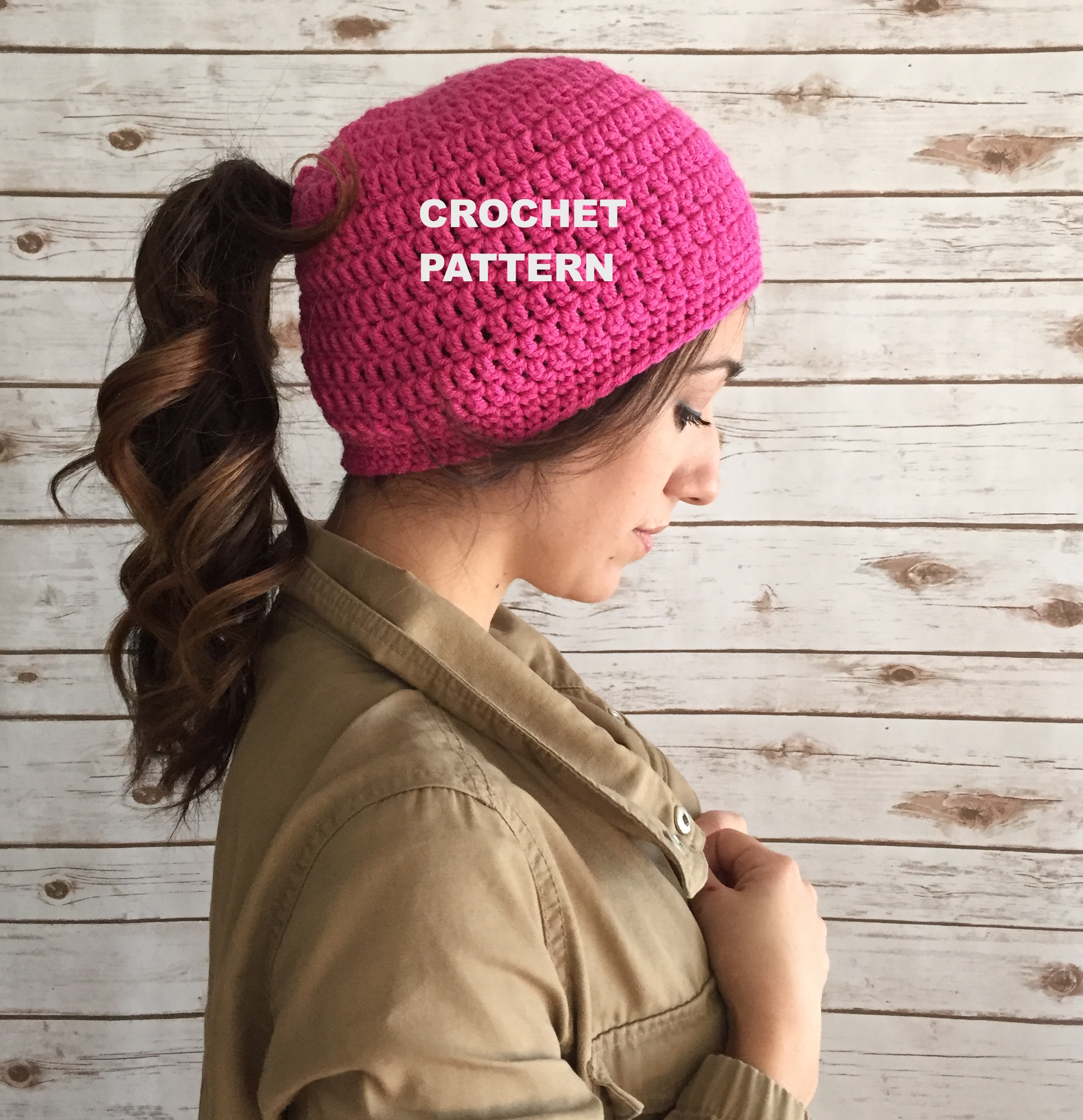 Crochet Hat Patterns — 144 Stitches
