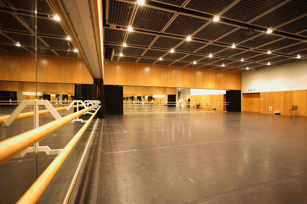 NYC Dance Studio Rental Spaces
