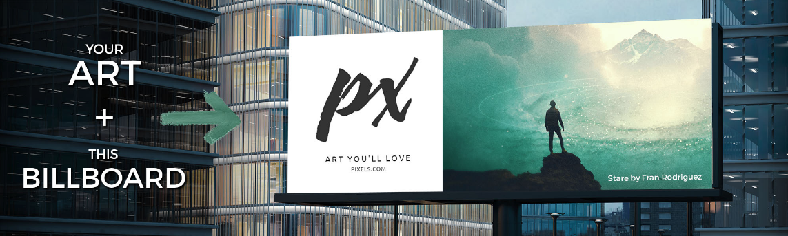 Pixels Contest To Have Your Artwork Featured On Billboards