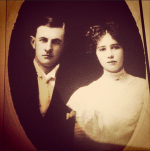 My paternal great-grandparents