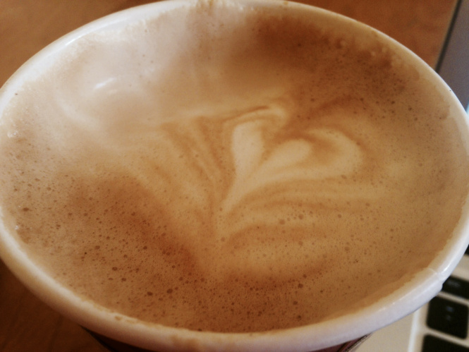 It's so nice to know your coffee loves you right back.